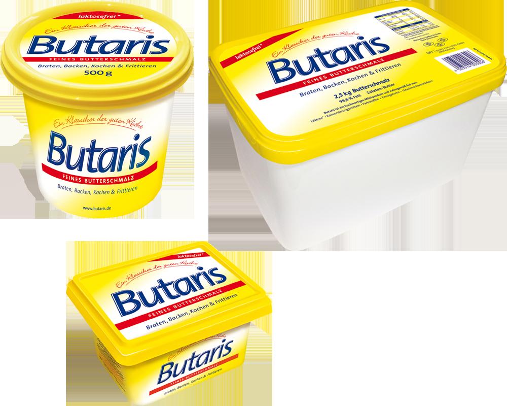 Butaris Produkte